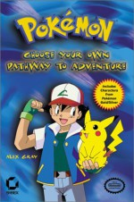 Pokemon Choose Your Own Adventure - Alex Gray