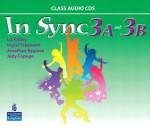 In Sync 3 Class Audiocds A & B - Liz Kilbey, Ingrid Freebairn, Jonathan Bygrave, Judy Copage