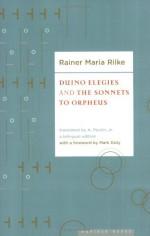 Duino Elegies/The Sonnets of Orpheus - Rainer Maria Rilke, A. Poulin Jr., Mark Doty