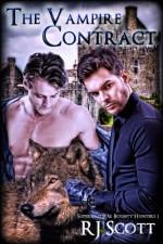 The Vampire Contract - R.J. Scott