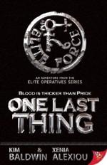 One Last Thing - Kim Baldwin, Xenia Alexiou