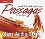Passages Level 1 Class Audio CDs (3) - Jack C. Richards, Chuck Sandy