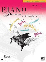 Piano Adventures Popular Repertoire, Level 1 - Nancy Faber