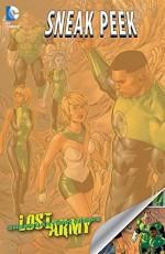 DC Sneak Peek: Green Lantern: The Lost Army (2015-) #1 (DC Sneak Peek: Green Lantern: The Lost Army (2015)) - Cullen Bunn, Jesus Saiz