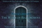The Womb of Requirement - Hank Green