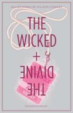 The Wicked + The Divine Vol. 2: Fandemonium - Kieron Gillen, Jamie McKelvie