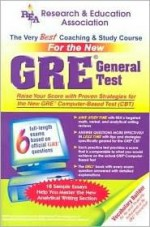 GRE General Test (REA) - The Best Test Prep for the GRE - David Bell, Pauline Travis, Lucille Freeman