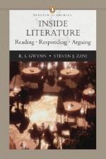 Inside Literature: Reading, Responding, Arguing (Penguin Academics) - R.S. Gwynn