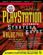 Unofficial Playstation Ultimate Strategy Guide Value Pack - Shane Mooney, Jason R. Rich, Ronald Wartow