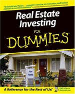 Real Estate Investing For Dummies (For Dummies (Lifestyles Paperback)) - Eric Tyson, Robert S. Griswold