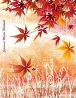 Japanese Maple Notebook: 100 pages, lined - NOT A BOOK