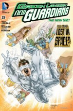 Green Lantern: New Guardians (2011- ) #25 - Justin Jordan, Brad Walker, Geraldo Borges