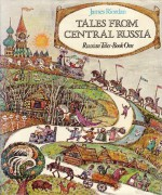 Tales From Central Russia - James Riordan, Krystyna Turska