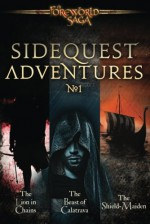 SideQuest Adventures No. 1 (The Foreworld Saga) - Mark Teppo, Angus Trim, Michael Tinker Pearce, Linda Pearce