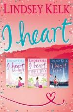 Lindsey Kelk 3-Book 'I Heart' Collection: I Heart New York, I Heart Hollywood, I Heart Paris - Lindsey Kelk