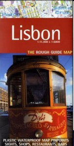 The Rough Guide to Lisbon Map (Rough Guide City Maps) - Rough Guides