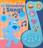 Blues Clues Friendship Songs: Little Music Note - Publications International Ltd.