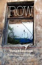 Row - Tomaž Šalamun, Joshua Beckman