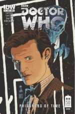 Doctor Who: Prisoners of Time #11 - Scott Tipton, David Tipton, Matthew Dow Smith, Francesco Francavilla, Dave Sim