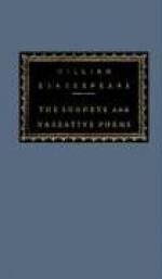 The Sonnets and Narrative Poems - Sylvan Barnet, William Burto, William Shakespeare