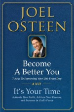It's Your Time and Become a Better You Boxed Set - Joel Osteen