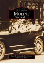 Moline: City of Mills - David R. Collins, Rich J. Johnson, Bessie J. Pierce