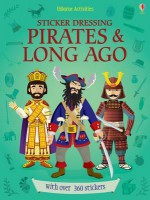 Pirates and Long Ago Bind-Up - Louie Stowell