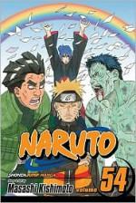 Naruto, Volume 54: Viaduct to Peace - Mari Morimoto, Masashi Kishimoto