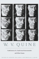 Confessions of a Confirmed Extensionalist and Other Essays - Willard Van Orman Quine, Dagfinn Føllesdal