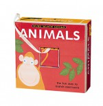BUSY BLOCKS Animals - The Fun Way to Match and Learn - James Croft, Patty Smith