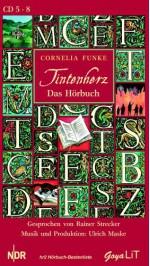 Tintenherz (5-8) - Cornelia Funke, Rainer Strecker
