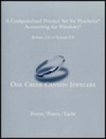 Oak Creek Canyon Jewelers: Payroll Computerized Practice Set (Peachtree) - Donada Peters, Carol Yacht