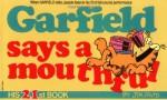 Garfield Says a Mouthful - Jim Davis