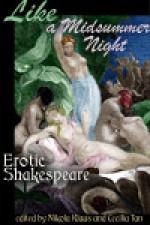 Like A Midsummer Night: Erotic Shakespeare - Nikola Klaus, Cecilia Tan, Lori Selke, Cèsar Sanchez Zapata, Annabeth Leong, Clarice Clique, Emily Moreton, Nik Flandre