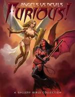 Furious: Angels Vs Devils: A Gallery Girls Book - James Ryman, Mitch Byrd, Brian Leblanc