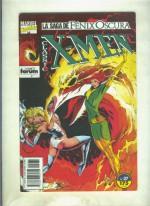 Classic X Men volumen 1 numero 37: La saga de Fenix Oscura (numerado 1 en trasera) - Varios