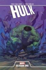 Hulk: Season One - Van Lente, Fred, Tom Fowler