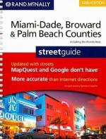 Miami-Dade/Brow/Palm, Florida Atlas - Rand McNally