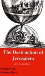 The Destruction of Jerusalem - Josephus, Norman Dietz