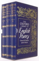 The Oxford Library of English Poetry - John Wain