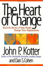 The Heart of Change: Real-Life Stories of How People Change Their Organizations - John P. Kotter, Dan S. Cohen