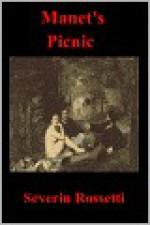 Manet's Picnic - Severin Rossetti