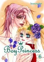Boy Princess, Volume 6 - Seyoung Kim