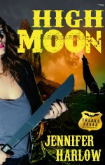 High Moon - Jennifer Harlow