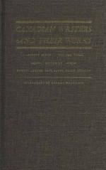 Canadian Writers and Their Works: Poetry Volume III - Robert Lecker, Jack David