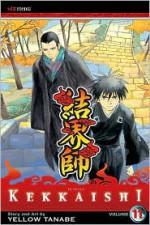 Kekkaishi, Vol. 11 - Yellow Tanabe