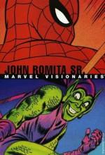 Marvel Visionaries: John Romita Sr. - Stan Lee, Roy Thomas, Tom DeFalco, Roger Stern, John Romita Sr.