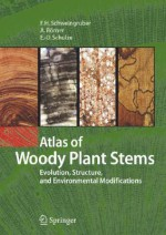 Atlas of Woody Plant Stems: Evolution, Structure, and Environmental Modifications - Fritz Hans Schweingruber, Ernst-Detlef Schulze