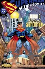 Action Comics (1938-2011) #811 - Dan Abnett, Andy Lanning, Karl Kerschl