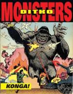 Steve Ditko's Monsters Volume 2: Konga (Ditko Monsters) - Craig Yoe, Joe Gill, Steve Ditko